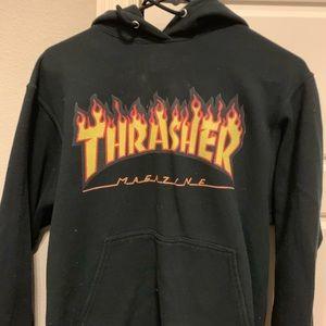 FAKE thrasher sweatshirt